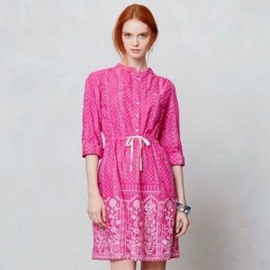 Meadow Rue by Anthropologie Shirt Dress. Size 6